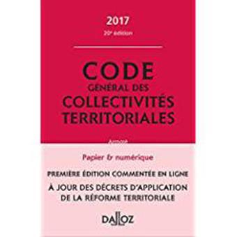 Code-general-des-collectivites-territoriales-2017
