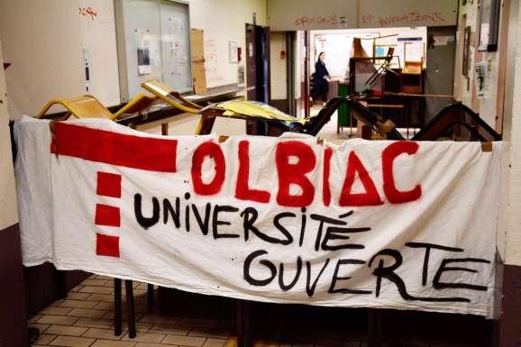 FRANCE-SOCIAL-STUDENTS-UNIVERSITY-STRIKE